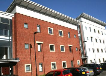 Thumbnail 2 bed flat to rent in Albion Street, Wolverhampton