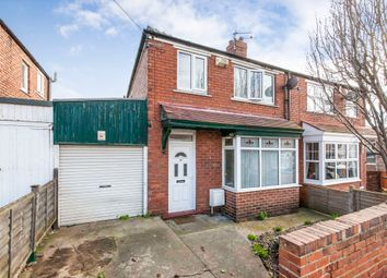 Thumbnail 3 bedroom semi-detached house for sale in Beaconsfield Road, Norton, Stockton-On-Tees