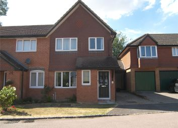 Thumbnail 3 bed end terrace house to rent in Poundfield Way, Twyford, Berkshire