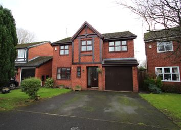Thumbnail 4 bed detached house for sale in Moor View Close, Norden, Rochdale, Greater Manchester