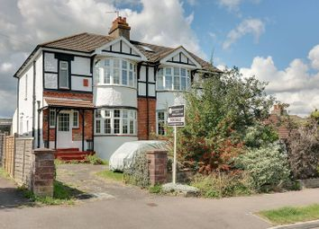Thumbnail 3 bed semi-detached house for sale in Fir Copse Road, Purbrook, Waterlooville