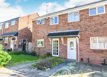 Thumbnail 3 bed semi-detached house to rent in Oldbury Close, Church Hill North, Worcestershire