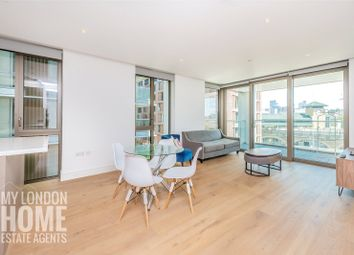 Thumbnail 2 bed flat for sale in Kensington House, Prince Of Wales, Battersea