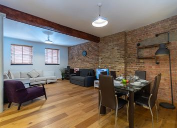 Thumbnail 2 bed flat to rent in Charlotte Road, Hackney, London