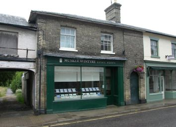 Thumbnail Commercial property for sale in 30 High Street, Saxmundham, Suffolk