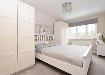 Thumbnail 2 bed flat for sale in Court Bushes Road, Whyteleafe, Surrey