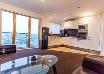 Thumbnail 2 bed flat to rent in Britton House, 21 Lord Street, Manchester
