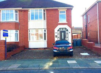 Thumbnail 3 bed semi-detached house for sale in Norfolk Avenue, Bispham