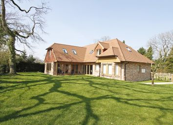 Thumbnail 5 bed detached house for sale in West Chiltington Lane, Coneyhurst, Billingshurst
