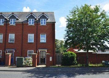 Thumbnail 4 bed town house for sale in Mercers Close, Tiverton