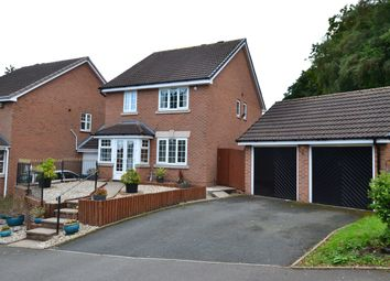 Thumbnail 4 bed detached house for sale in Brookdale Close, Rubery, Birmingham