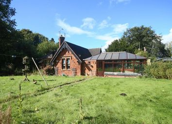 Thumbnail 3 bed lodge for sale in Wincote Lane, Eccleshall, Stafford