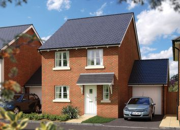 "Thumbnail 4 bed detached house for sale in ""The Salisbury"" at Bradley Bends, Devon, Bovey Tracey"