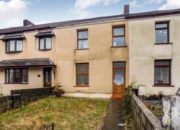 Thumbnail 3 bed terraced house for sale in Briton Ferry Road, Neath, Neath Port Talbot.