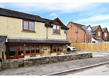 Thumbnail 3 bed cottage for sale in Wraggs Lane, Stoke-On-Trent
