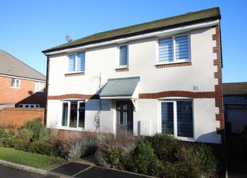 Thumbnail 4 bed detached house for sale in Winder Crescent, Tiverton