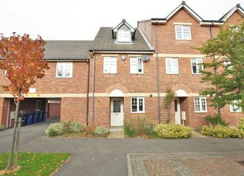 Thumbnail 3 bedroom town house to rent in Caroline Court, Burton-On-Trent, Staffordshire