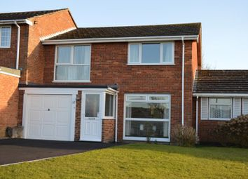 Thumbnail 4 bed property for sale in Burnham Drive, Bleadon Hill, Weston-Super-Mare