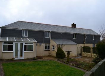 Thumbnail 4 bed detached house for sale in Tinney Hall Cottage, Lewannick, Launceston, Cornwall