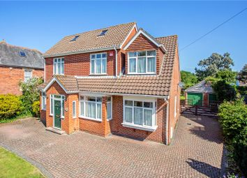 Thumbnail 4 bed detached house for sale in Warsash Road, Locks Heath, Southampton, Hampshire