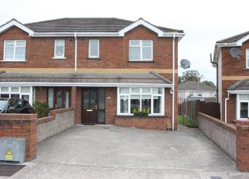 Thumbnail 3 bed semi-detached house for sale in 146 The Glebe, Kells, Co. Meath