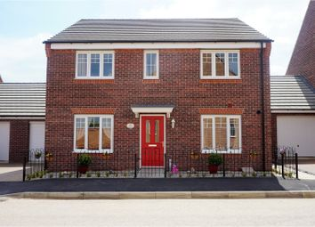 Thumbnail 4 bed detached house for sale in Musselburgh Way, Bourne