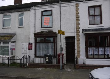 Thumbnail 2 bed terraced house to rent in Yarborough Terrace, New Holland