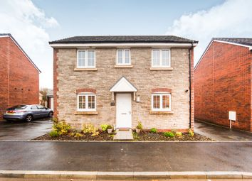 Thumbnail 3 bed detached house for sale in Dyffryn Y Coed, Church Village, Pontypridd