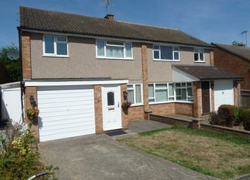 Thumbnail 3 bed semi-detached house for sale in Homefield Road, Bushey