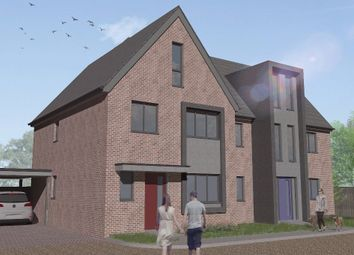 Thumbnail 4 bed semi-detached house for sale in Kings Court Minster Road, Sheerness