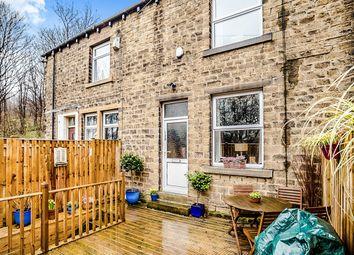 Thumbnail 1 bedroom terraced house for sale in Bradley Mills Road, Huddersfield