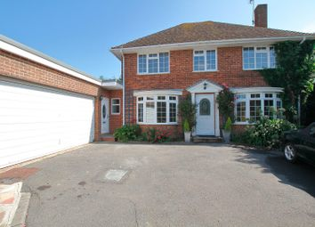 Thumbnail 4 bed detached house for sale in The Fairway, Herne Bay