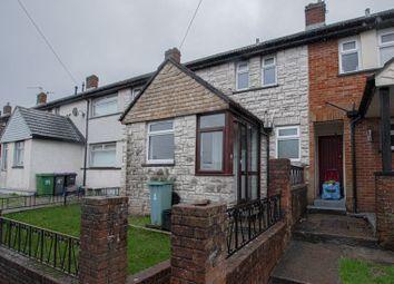 Thumbnail Terraced house to rent in Springfield Road, Sebastopol, Pontypool