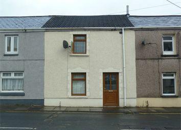 Thumbnail 2 bed terraced house for sale in Bridgend Road, Garth, Maesteg, Mid Glamorgan