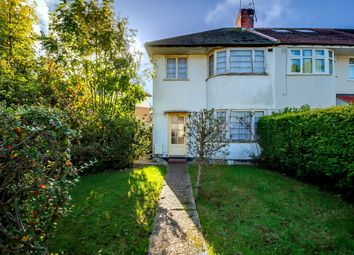 Thumbnail 3 bed end terrace house for sale in Rugby Avenue, Greenford