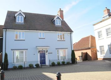 Thumbnail 5 bed detached house for sale in Post Office Road, Broomfield, Chelmsford, Essex