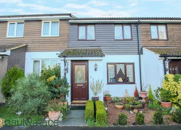 Thumbnail 3 bed terraced house for sale in Shanklin Close, Cheshunt, Waltham Cross