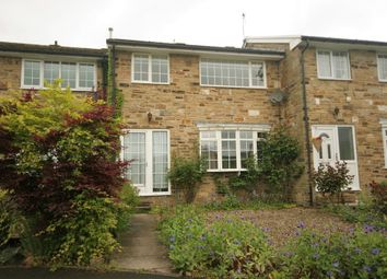 Thumbnail 3 bed terraced house to rent in Grange Road, Dacre Banks, Harrogate