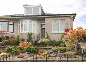 Thumbnail 3 bed semi-detached bungalow for sale in 9 Ulster Drive, Edinburgh