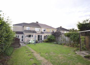 Thumbnail 4 bed semi-detached house for sale in Fouracre Road, Downend, Bristol