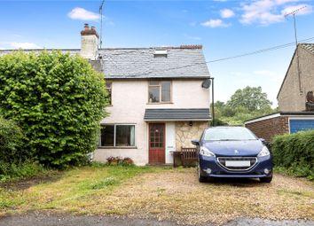 Thumbnail 4 bedroom semi-detached house for sale in Back Lane, Bucks Horn Oak, Farnham, Hampshire