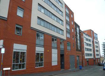Thumbnail 2 bed flat for sale in Fleet Street, Birmingham