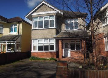 Thumbnail 4 bedroom detached house for sale in Shirley Avenue, Southampton
