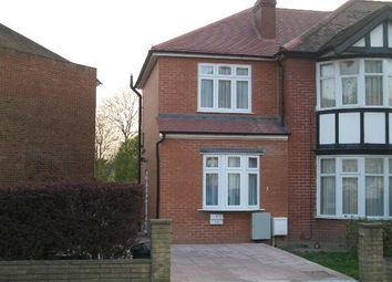 Thumbnail 1 bed semi-detached house to rent in Colin Crescent, Colindale