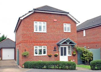 Thumbnail 3 bedroom detached house for sale in Virginia Close, Verwood