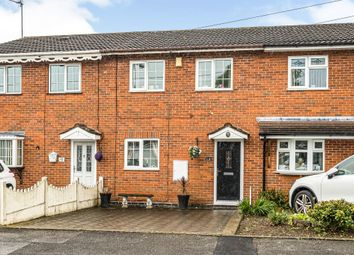Thumbnail 3 bedroom terraced house for sale in Brookfield Way, Tipton