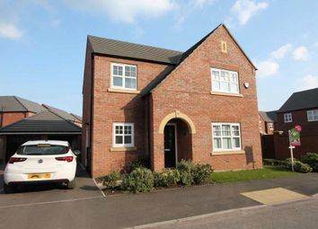 Thumbnail 4 bed detached house for sale in Harper Close, Northwich
