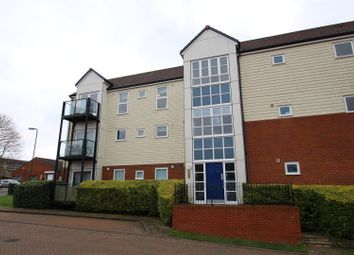 Thumbnail Flat for sale in East Moor Drive, Wolverton Mill, Milton Keynes
