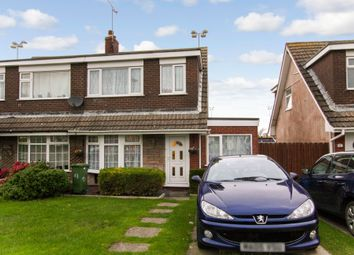 Thumbnail 3 bed semi-detached house for sale in Bastion Gardens, Prestatyn
