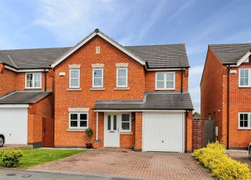 Thumbnail 4 bed detached house for sale in Granville Road, Melton Mowbray